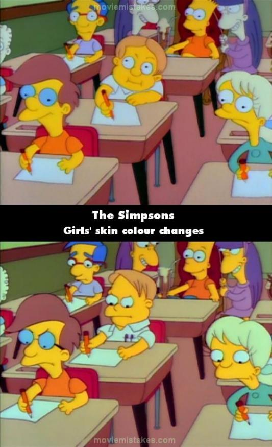 fotos simpsons
